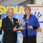Vukovarska Gimnazija škola ambasador Europskog parlamenta