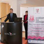 """Projekt """"Pokloni mi osmjeh"""" omogućio zapošljavanje 50 žena u Vukovaru"""