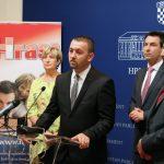 HKS i HRAST potpisali deklaraciju o političkoj suradnji