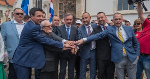 Koalicija Domovinskog pokreta predala liste DIP-u