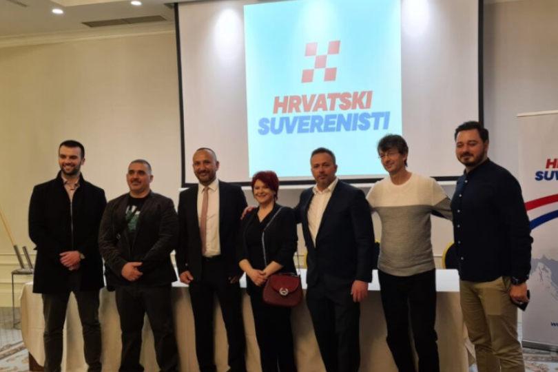 Osnovan ogranak Hrvatskih suverenista za grad Split